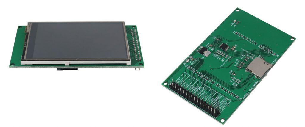 ماژول نمایشگر TFT LCD