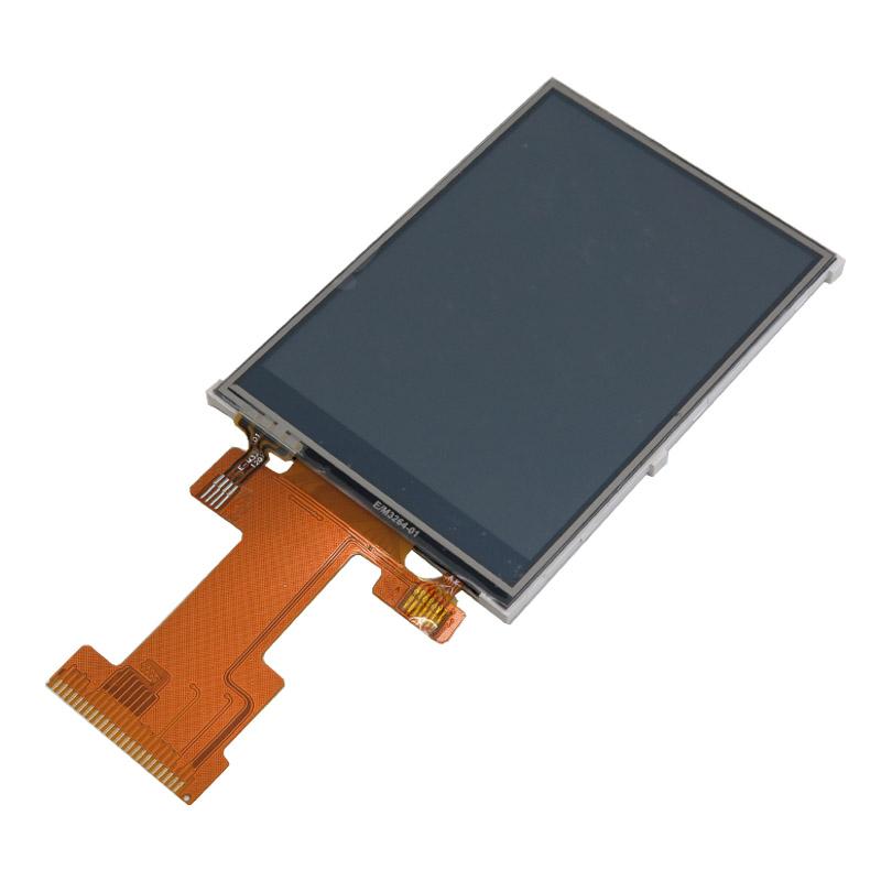 یک نمونه نمایشگر ILI9341